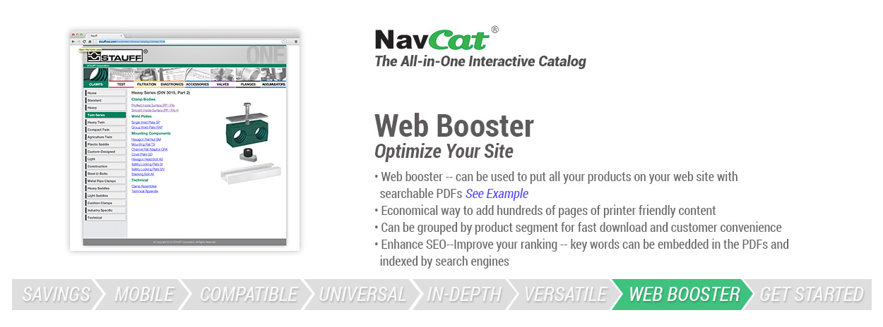 Web Booster - Optimize your site