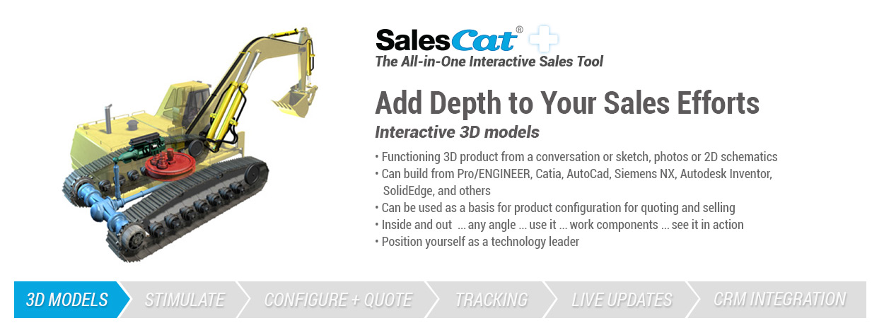 Add depth to your sales efforts